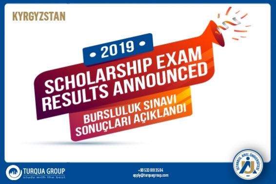 ISTANBUL AREL UNIVERSITY INTERNATIONAL SCHOLARSHIP EXAM RESULTS